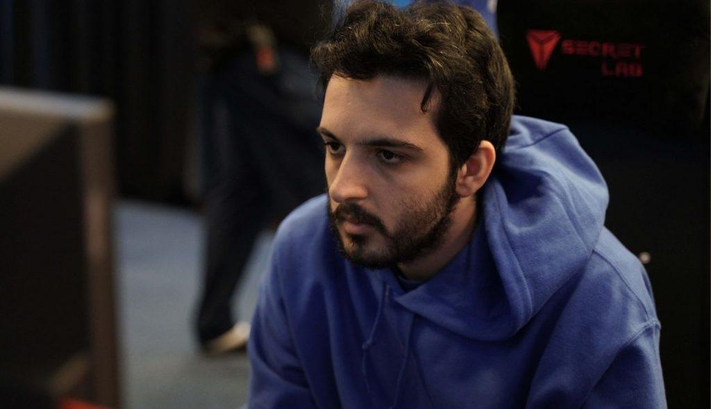 Raffaele Cacciapuoti, ErCaccia98, si qualifica alla Cologne Cup presso il Gamescom di Colonia