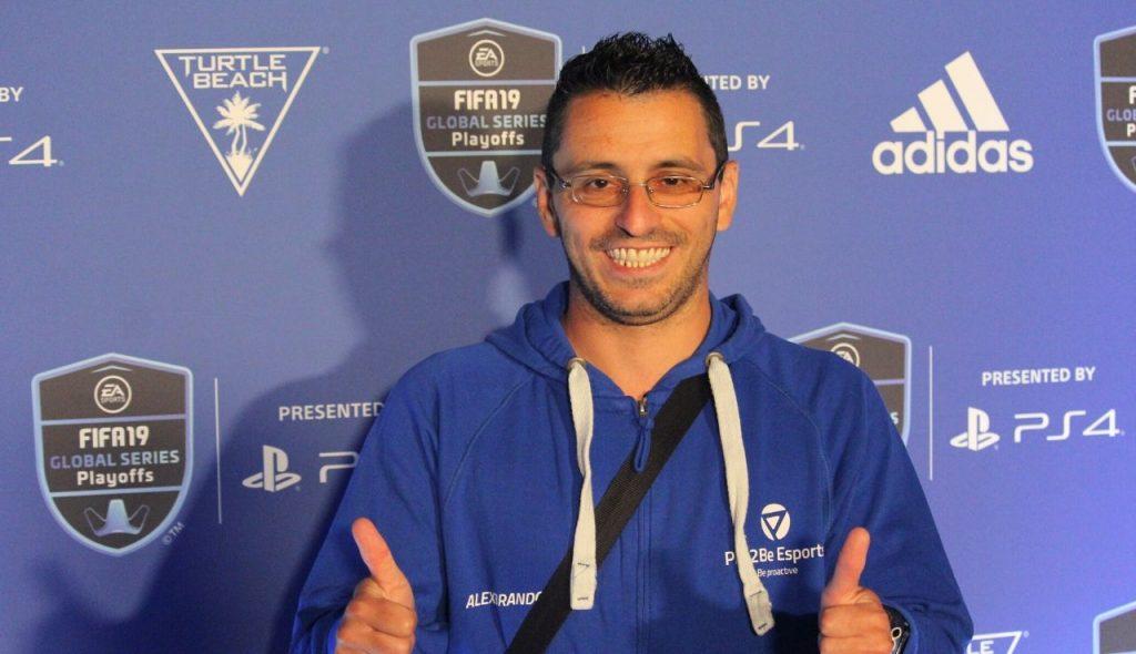 FIFA Coach, Alessandro Brandi